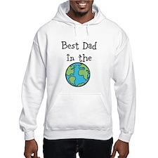 Best Dad in the world Hoodie