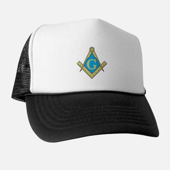 MasonicTrucker Hat