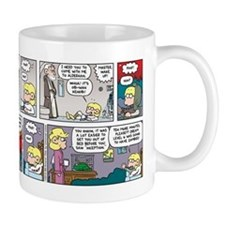 Unique Bill Mug