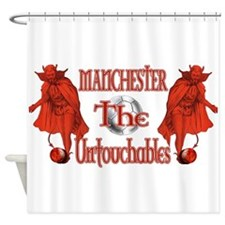 Manchester Untouchables Shower Curtain
