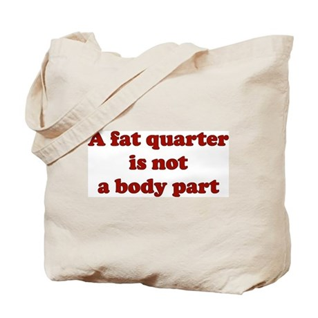 Quilting humor Tote Bag