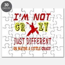 I'm not Crazy just different Kayaking Puzzle