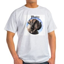 Brindle 1 Ash Grey T-Shirt