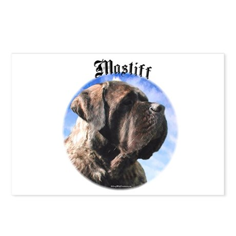 Brindle 1 Postcards (Package of 8)