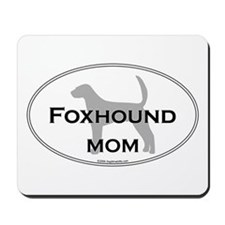 Foxhound MOM Mousepad