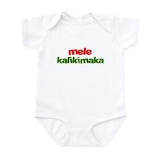 Mele Kalikimaka - Hawaii Onesie