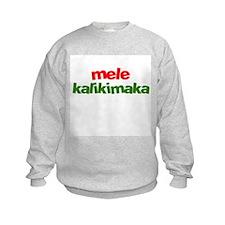 Mele Kalikimaka - Hawaii Sweatshirt