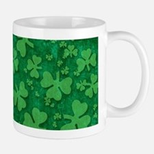 Shamrock Pattern Small Small Mug