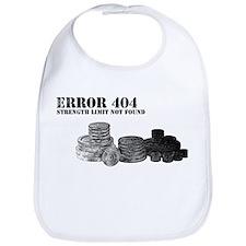 Error 404: Strength Limit Not Found Bib