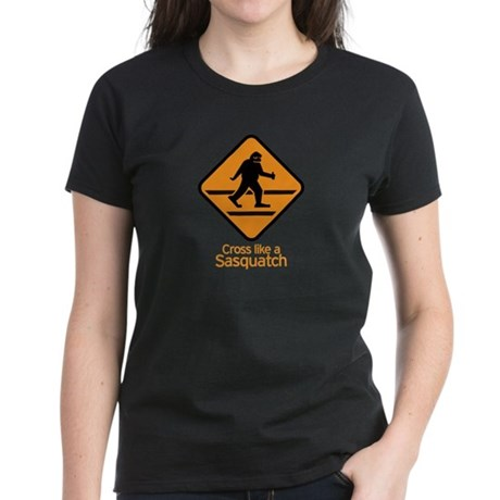 Sasquatch Crossing T-Shirt