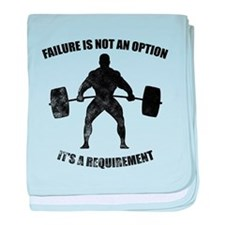 Failure Is Not An Option It's A Requirement baby b