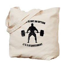 Failure Is Not An Option It's A Requirement Tote B