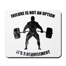 Failure Is Not An Option It's A Requirement Mousep
