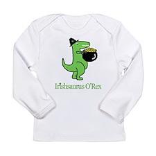 irishsaurus.jpg Long Sleeve T-Shirt