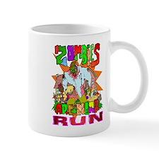 Zombies are Near Mug