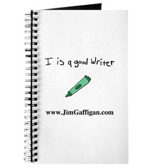 I is a good writer Journal