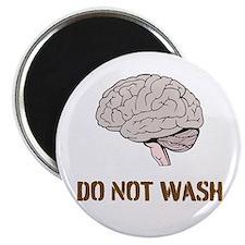 Do Not Brain Wash Magnet