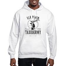 Elk Plain Taxidermy Hoodie