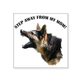 German shepherd Bumper Stickers