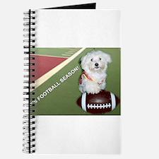 It's Football Season Journal