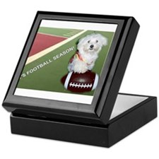 It's Football Season Keepsake Box