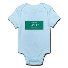 Haslet, Texas City Limits Body Suit
