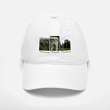 Blarney Castle, 3 vert. photos Baseball Baseball Cap