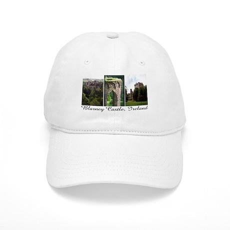 Blarney Castle, 3 vert. photos Cap
