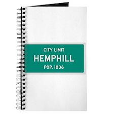 Hemphill, Texas City Limits Journal