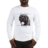 Old english mastiff brindle Long Sleeve T-shirts