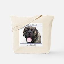 Brindle 18 Tote Bag