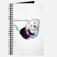 Football Widow Journal