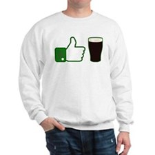 Like Beer Sweatshirt