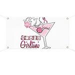 Dirty Girltini (For the Girls) Banner