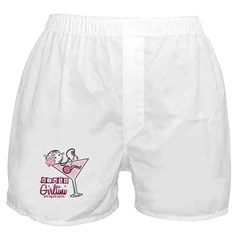 Dirty Girltini (For the Girls) Boxer Shorts