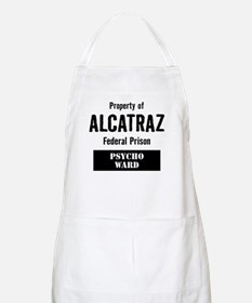 Property of Alcatraz BBQ Apron