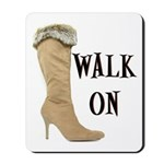 Walk On Mousepad