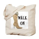 Walk On Tote Bag