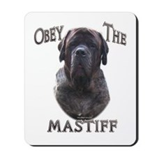 Brindle 9 Mousepad