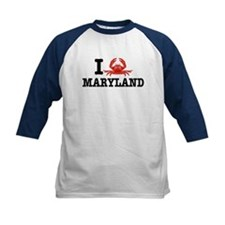 I Love Maryland Tee