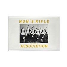 N.R.A. Rectangle Magnet