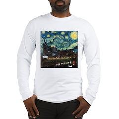 Starry, Starry Nashville Long Sleeve T-Shirt
