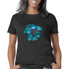 Kanji Peace Love Baseball Dog T-Shirt