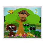 Tree Friends Blanket