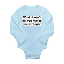 What doesn't kill you Body Suit