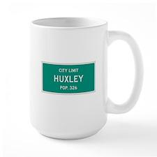 Huxley, Texas City Limits Mug
