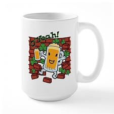St Patricks Day Happy Beer Guy Mug