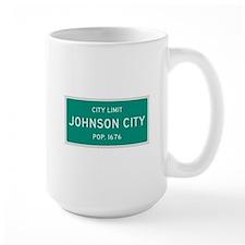 Johnson City, Texas City Limits Mug