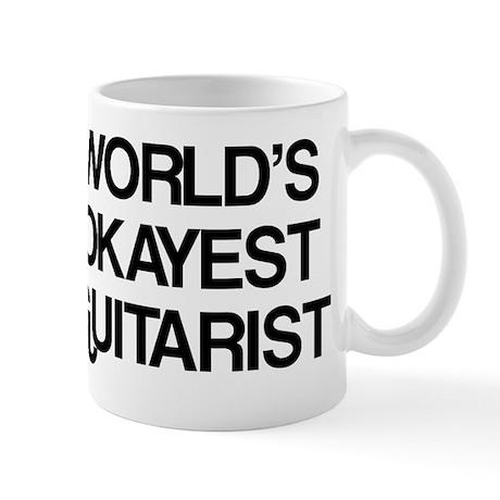 World's Okayest Guitarist Mug
