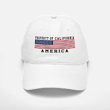 Property of California Baseball Baseball Cap